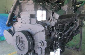 Argico realiza overhaul a motor QSK60 C2 CM850 en una de las más importantes mineras del país