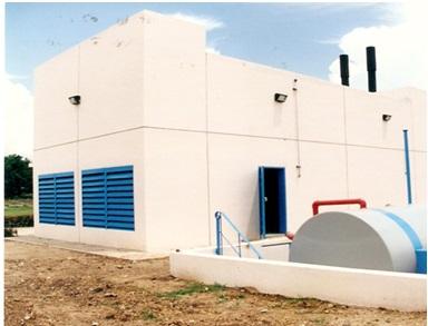 Proyecto Estación de bombeo Falconbridge Dominicana